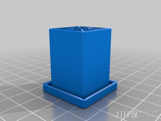 Scanoman 3D扫描仪 3D模型  图9