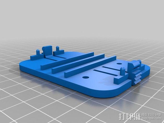 Scanoman 3D扫描仪 3D模型  图11