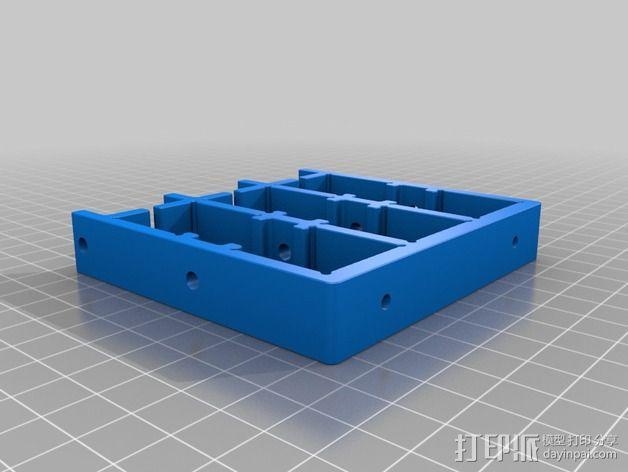 Scanoman 3D扫描仪 3D模型  图13