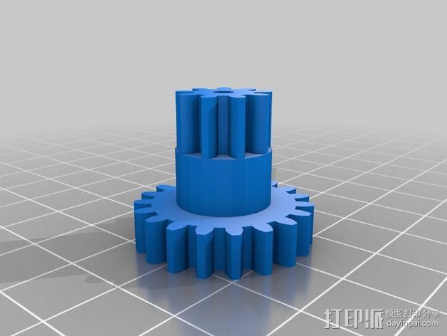 Scanoman 3D扫描仪 3D模型  图14