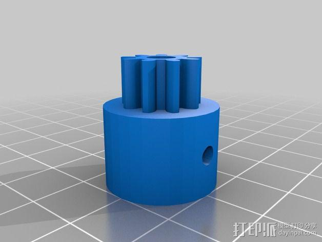Scanoman 3D扫描仪 3D模型  图16