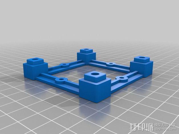 Scanoman 3D扫描仪 3D模型  图17
