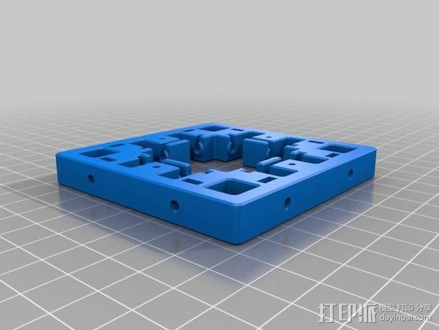 Scanoman 3D扫描仪 3D模型  图20