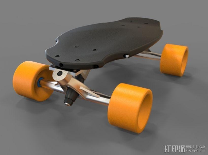 EPIC迷你长板 3D模型  图1