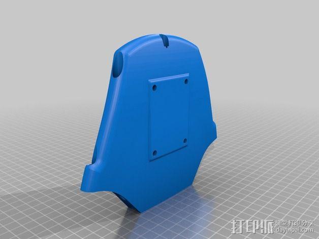 EPIC迷你长板 3D模型  图7