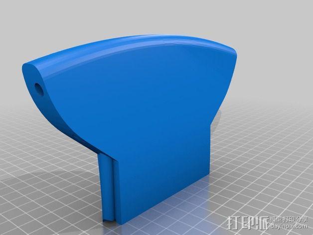 EPIC迷你长板 3D模型  图8