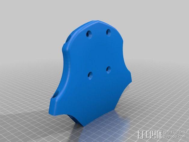 EPIC迷你长板 3D模型  图10