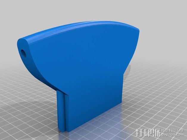 EPIC迷你长板 3D模型  图9