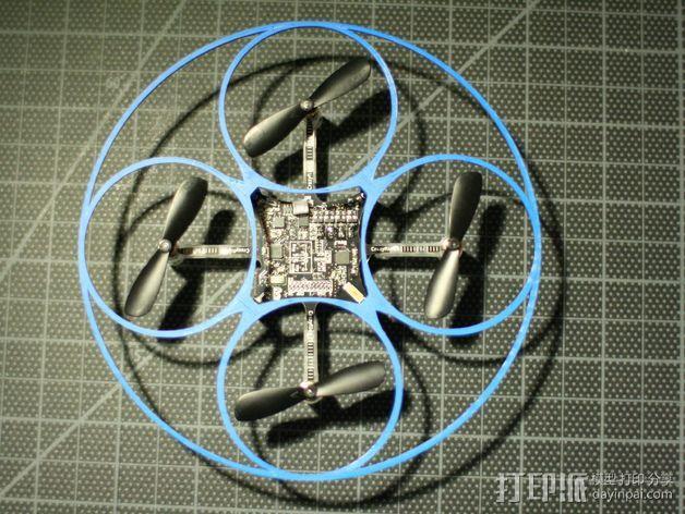 螺旋桨保护器 3D模型  图3