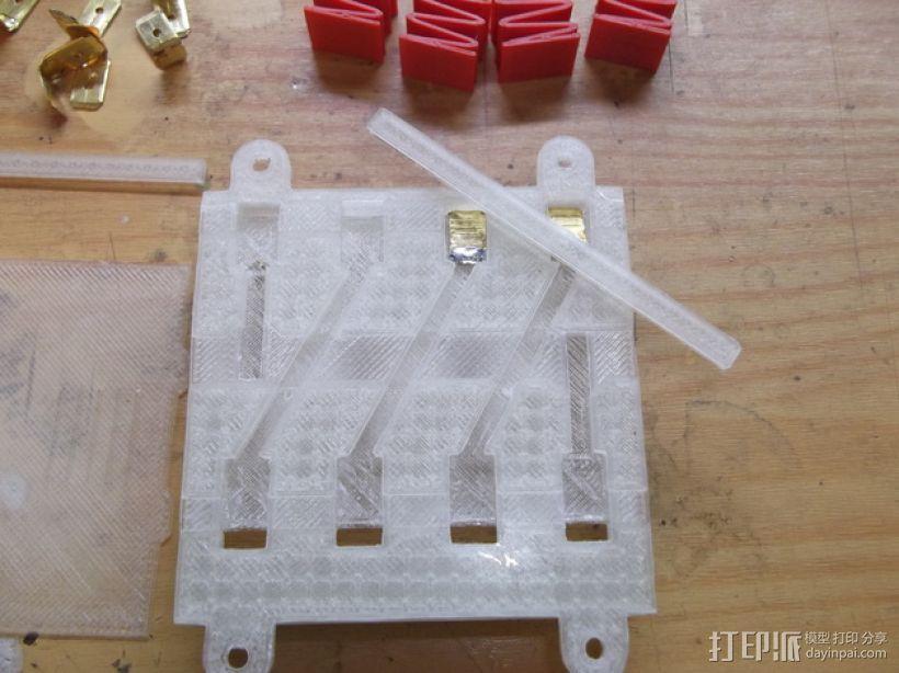电池盒 3D模型  图9