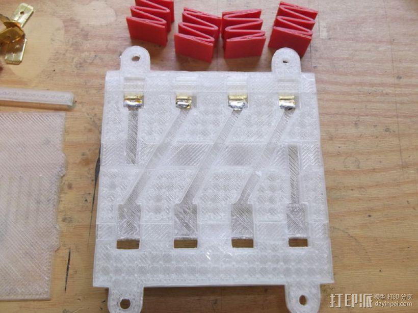 电池盒 3D模型  图13