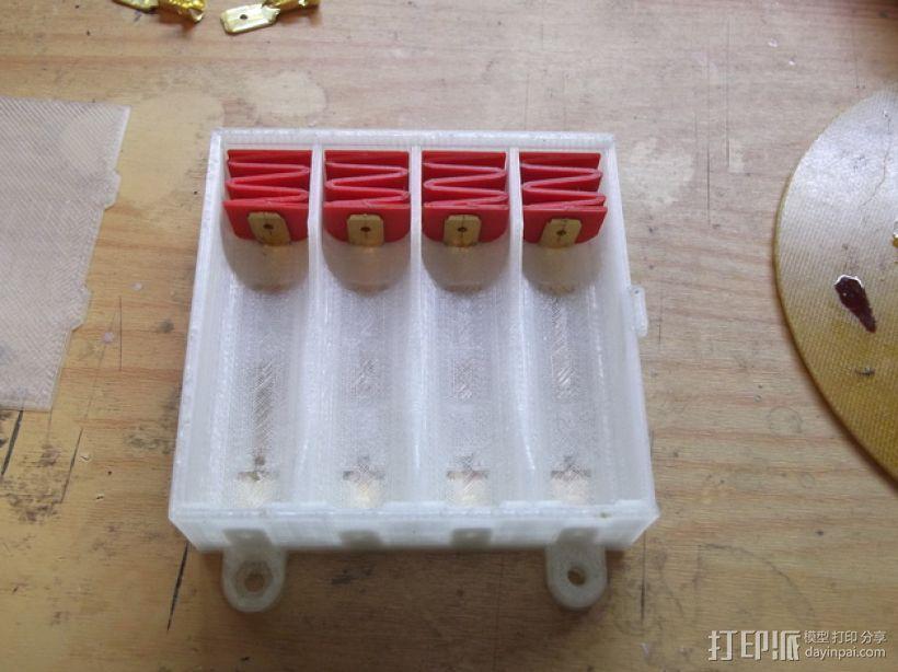 电池盒 3D模型  图19