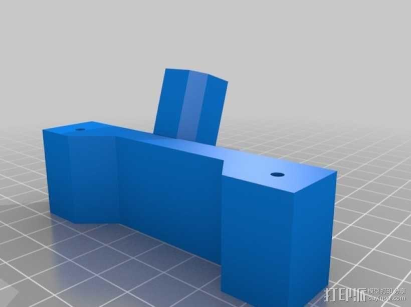 多轴飞行器 3D模型  图3
