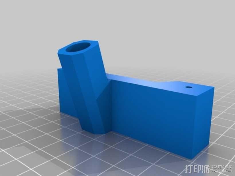多轴飞行器 3D模型  图4