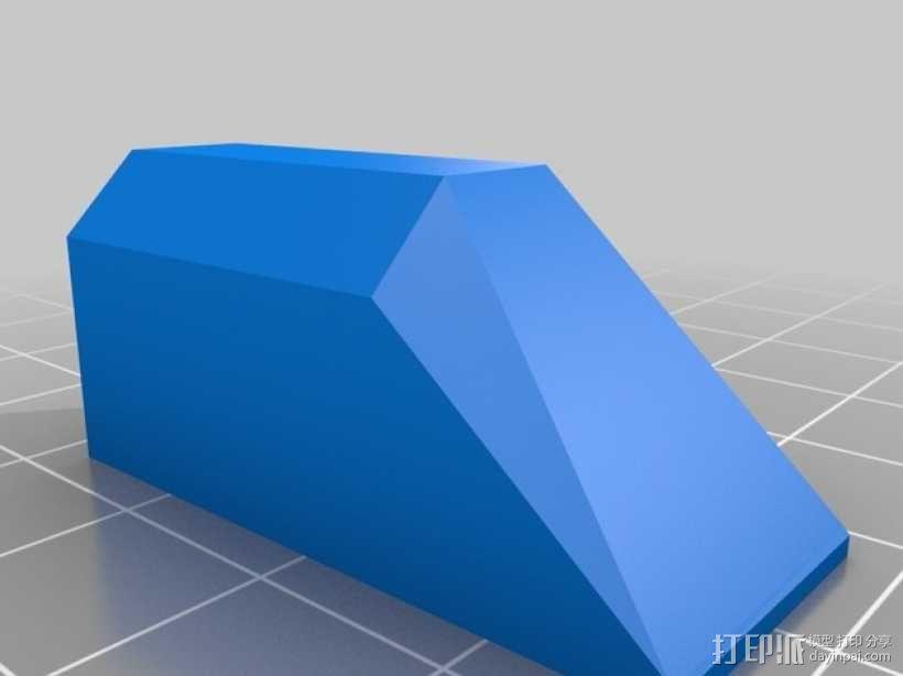 多轴飞行器 3D模型  图8