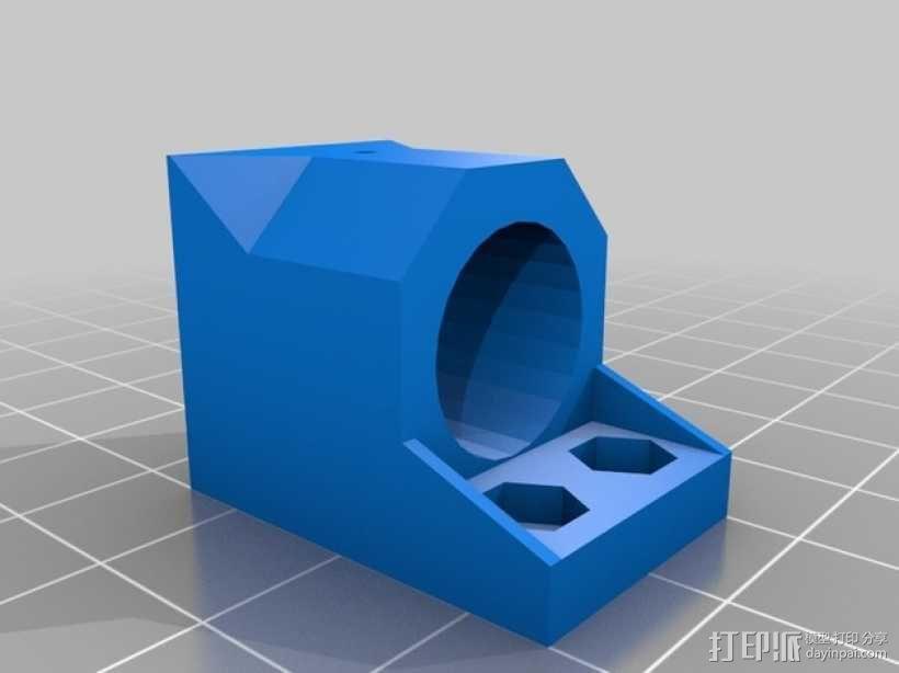 多轴飞行器 3D模型  图7