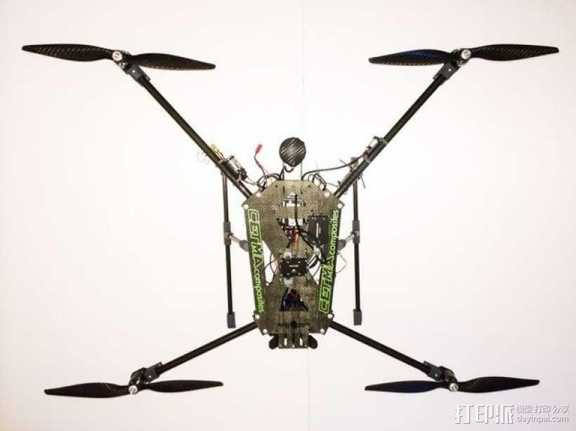 多轴飞行器 3D模型  图15
