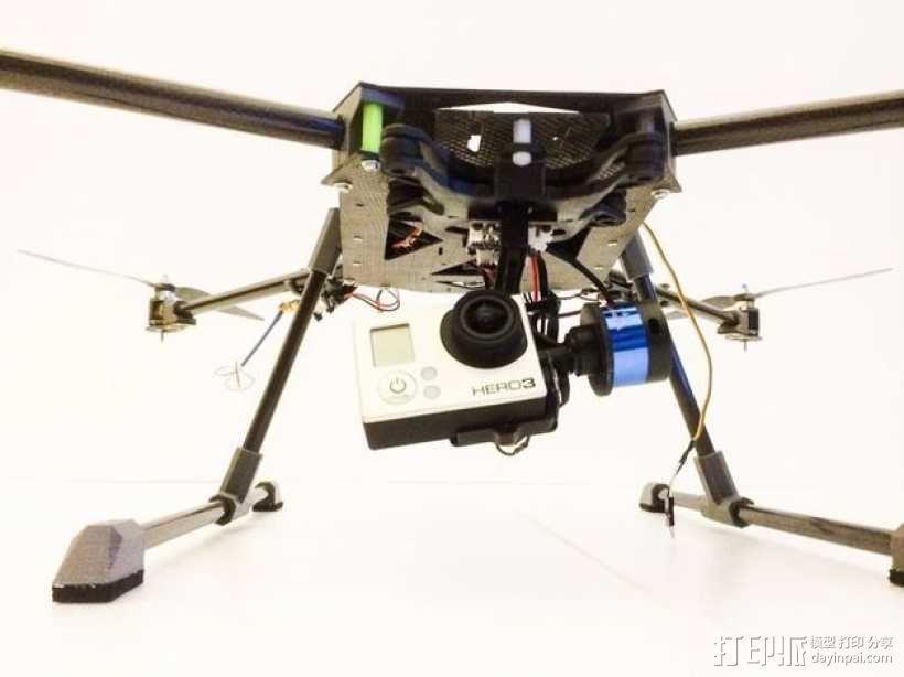 多轴飞行器 3D模型  图12