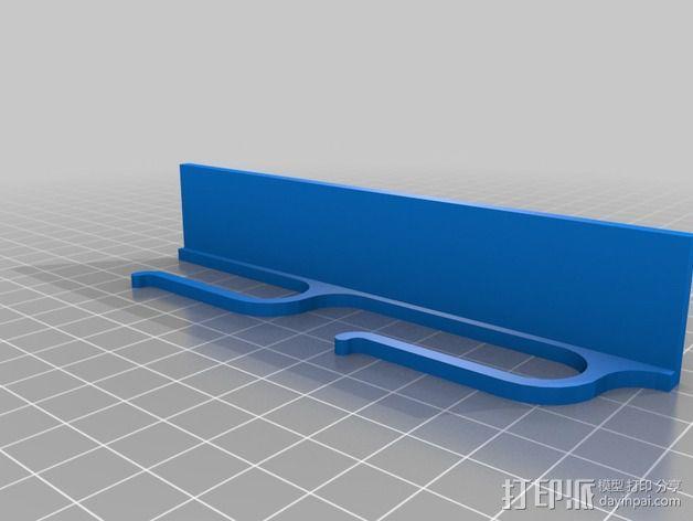鼓槌 支架 3D模型  图5