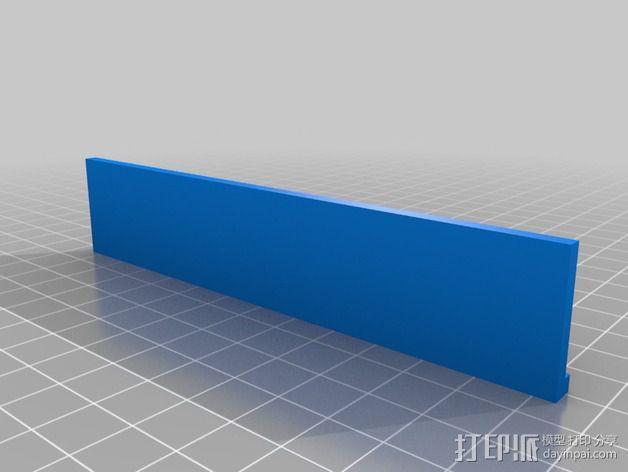 鼓槌 支架 3D模型  图6