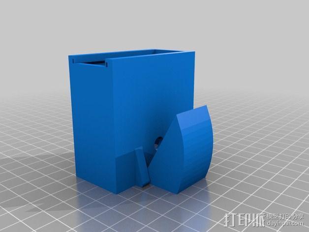 火箭点火器  3D模型  图2