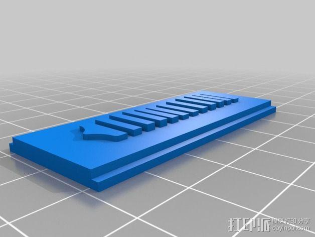 火箭点火器  3D模型  图3