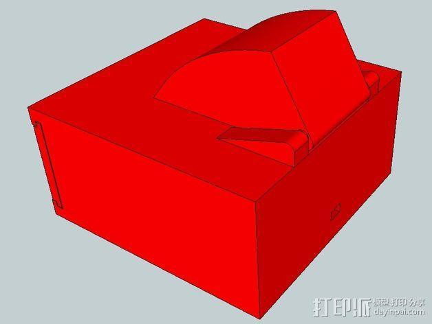 火箭点火器  3D模型  图9
