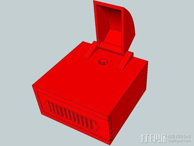 火箭点火器  3D模型  图8