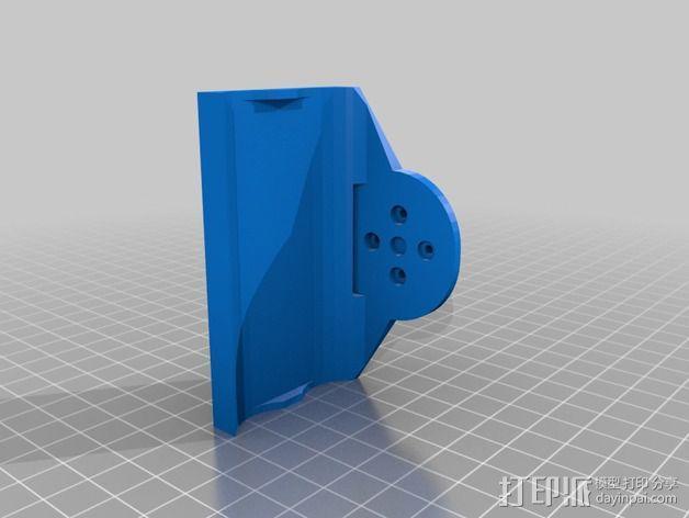 机械手臂 3D模型  图5