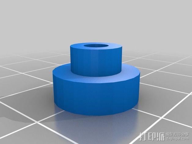 机械手臂 3D模型  图9
