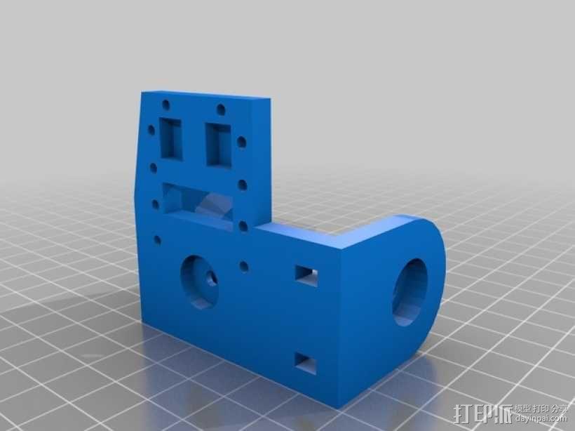 机械手臂 3D模型  图13