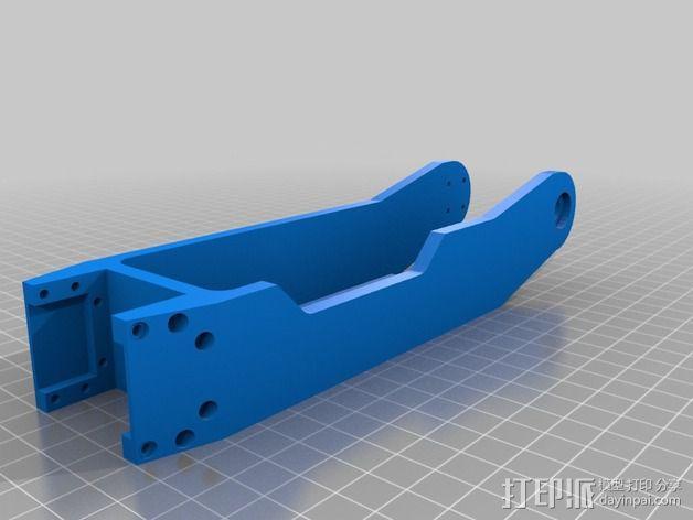 机械手臂 3D模型  图12