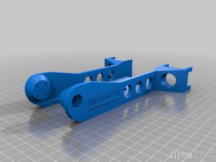机械手臂 3D模型  图15