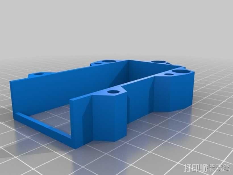 三角翼  3D模型  图7