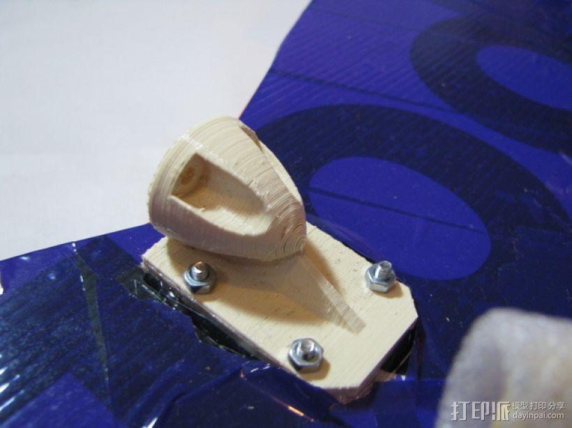 三角翼  3D模型  图9