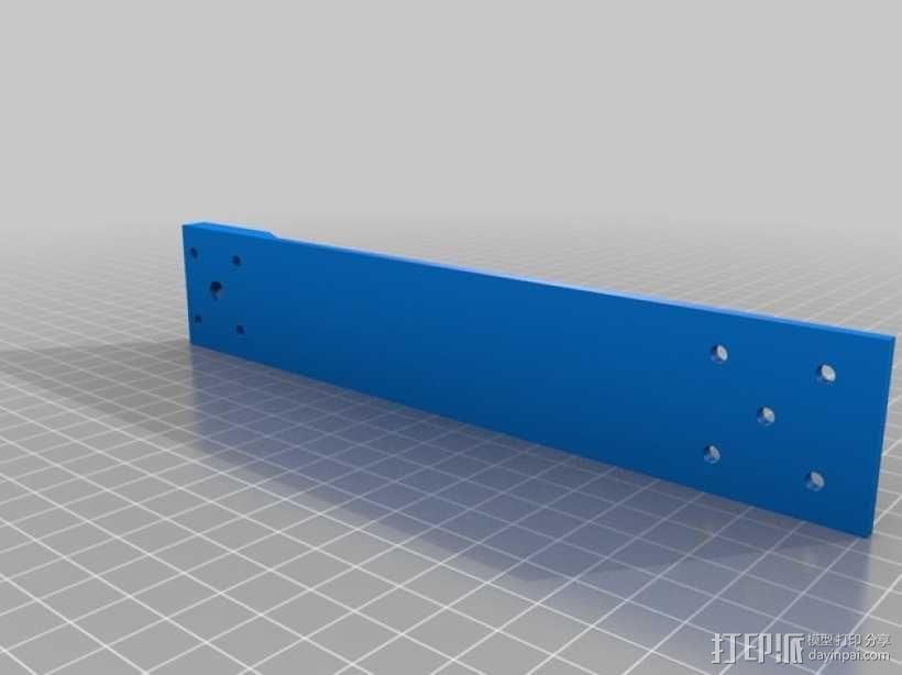 复合弩  3D模型  图5