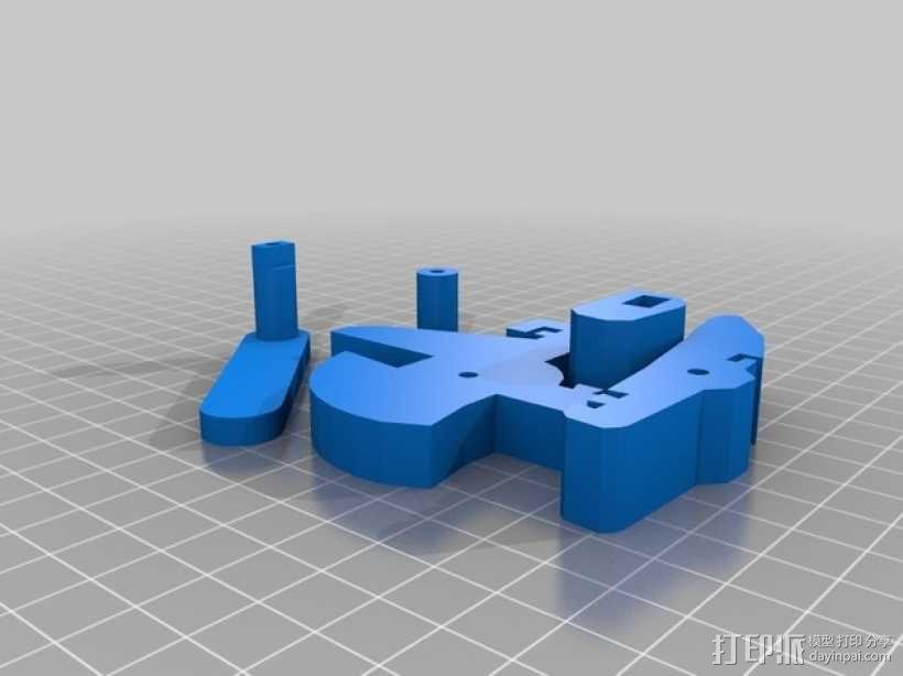 复合弩  3D模型  图8