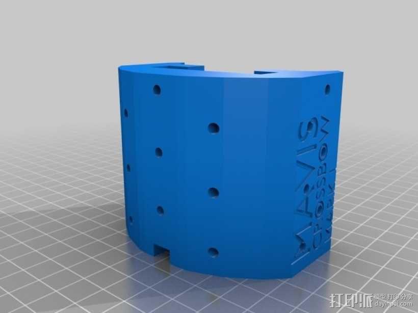 复合弩  3D模型  图12