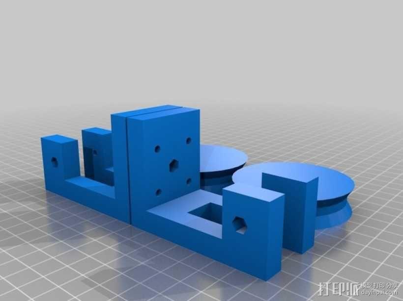 复合弩  3D模型  图11