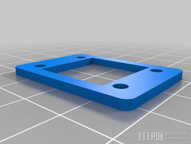 六分仪  3D模型  图10