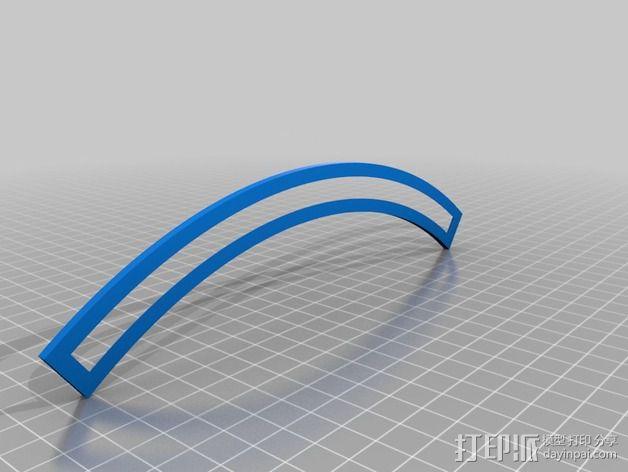 六分仪  3D模型  图9