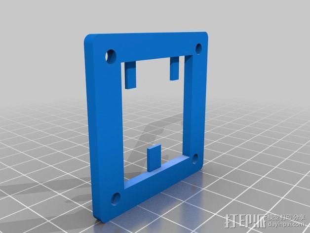 六分仪  3D模型  图11