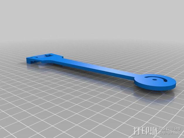 六分仪  3D模型  图13