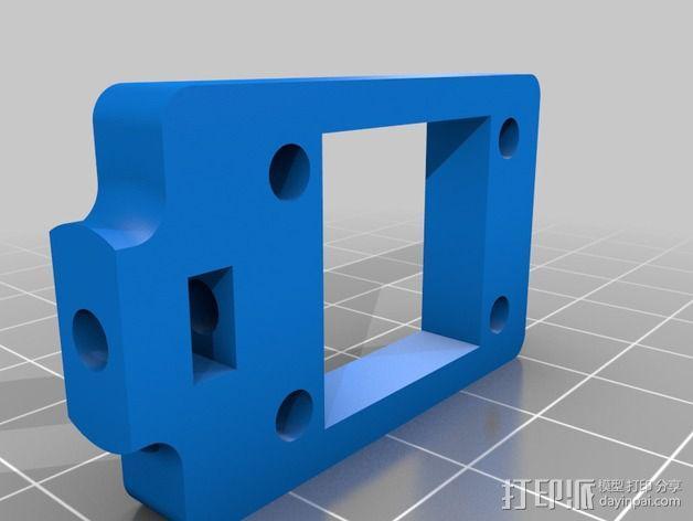六分仪  3D模型  图14