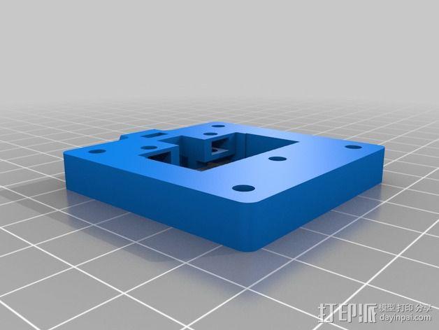 六分仪  3D模型  图16