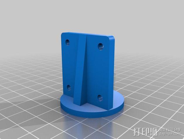 六分仪  3D模型  图17