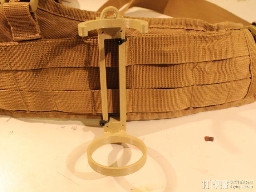 """""""龙卷风""""手榴弹架 3D模型  图1"""