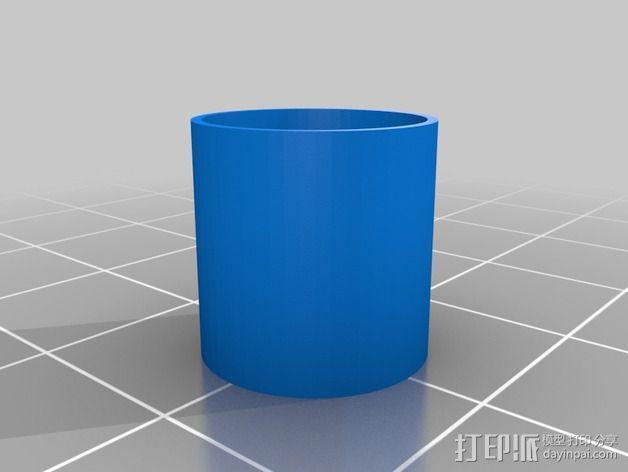 Mule数控铣床 3D模型  图7