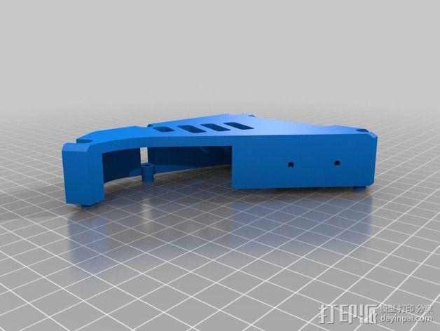 Mule数控铣床 3D模型  图10