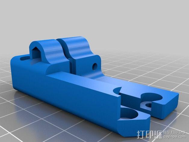 Mule数控铣床 3D模型  图12